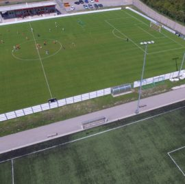 Sportplatz Eggendorf