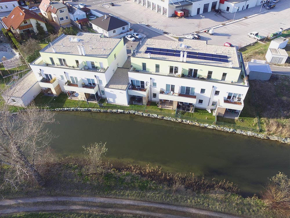 Wohnhausanlage Eggendorf