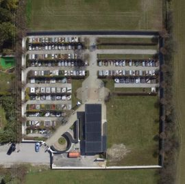 Projekt Friedhof Siedlung Maria Theresia